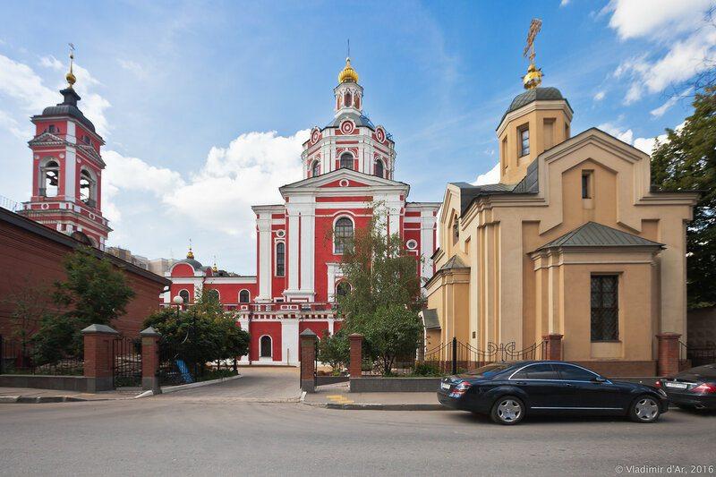 Вознесенская Церковь за Серпуховскими Воротами