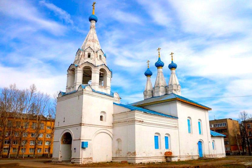Владимирская церковь Пресвятой Богородицы