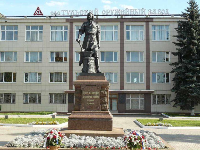 Памятник императору Петру Великому