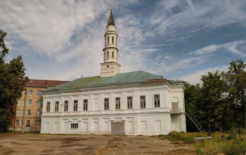 Мечеть Иске Таш