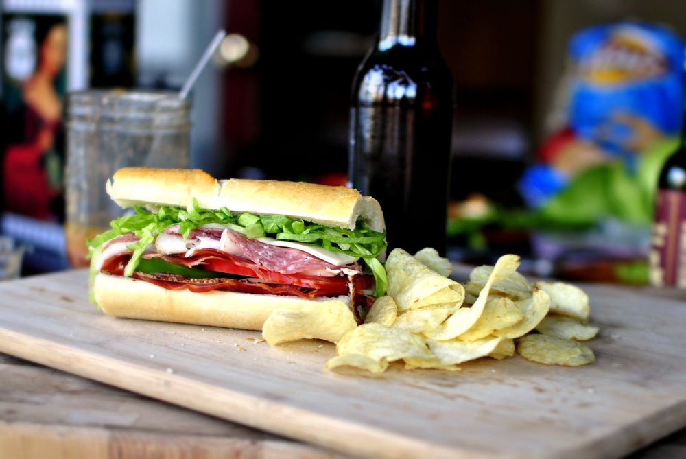 Sub sandwich & wrap