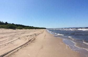 Пляж «Большая Ижора»