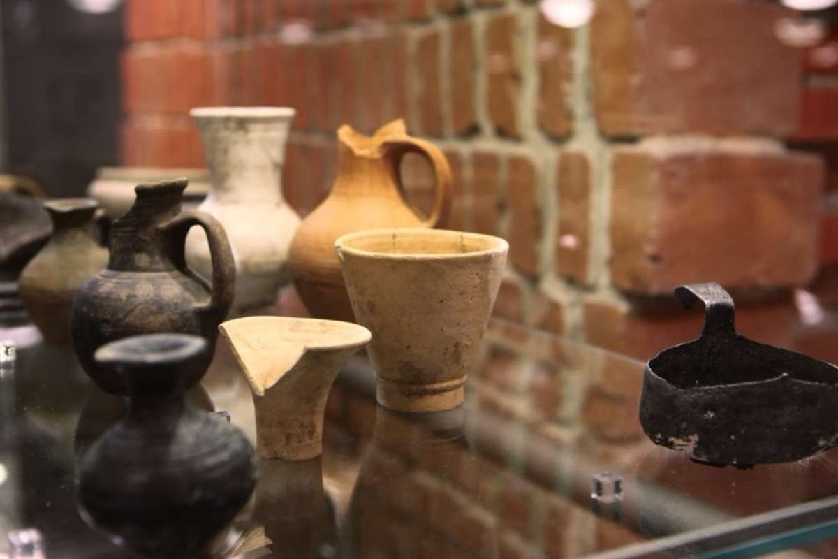 Московский археологический музей