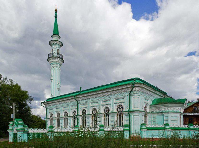 Мечеть Акем (Азимовская)