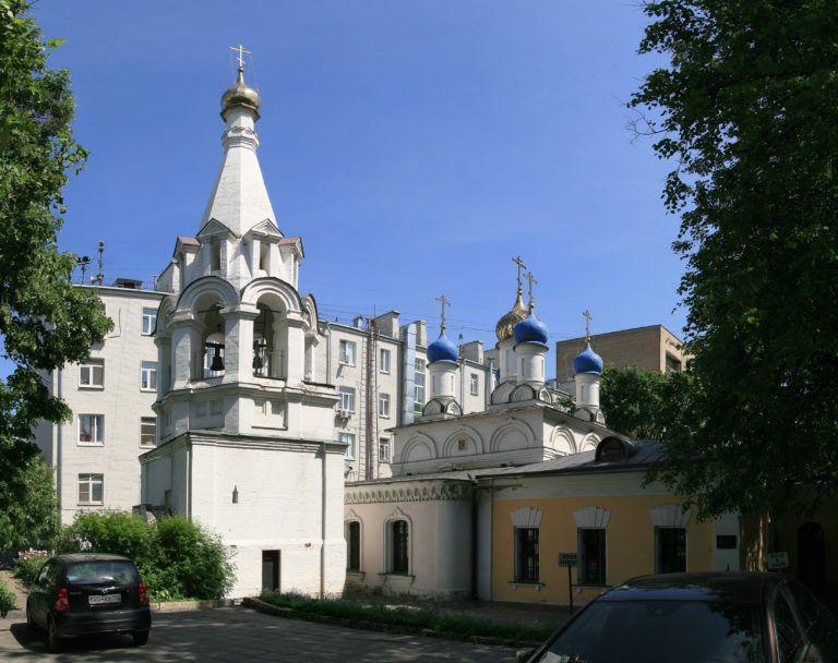 Церковь святого Феодора Студита на Никитских Воротах
