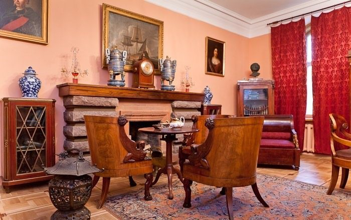 Мемориальная квартира-музей Алексея Толстого