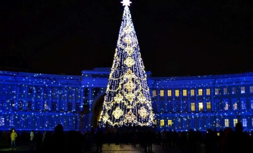 Новый год в СПб