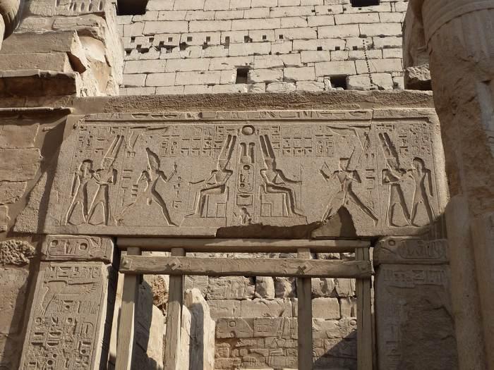 Усыпальница Тутмоса III