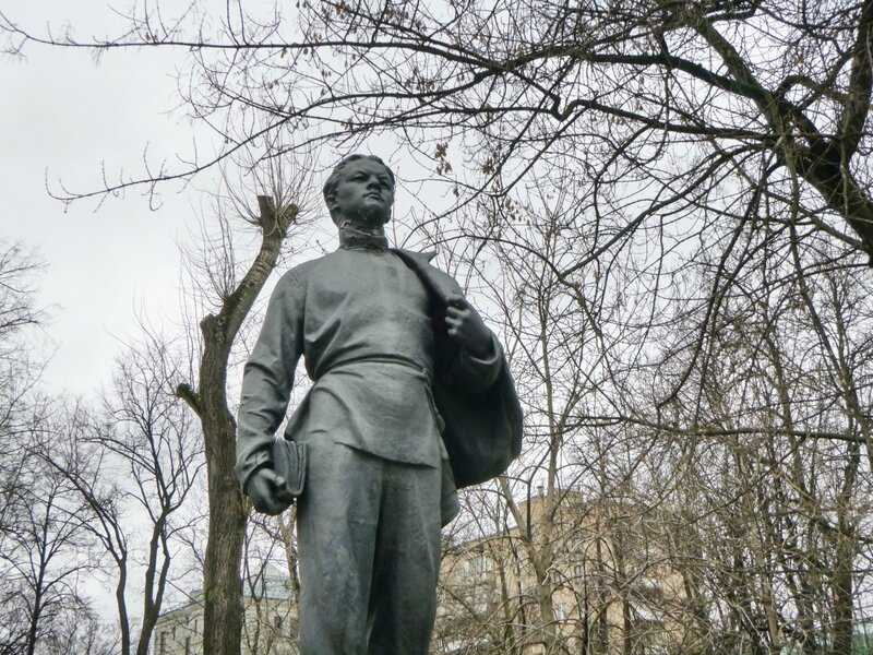 Владимир Ильич Ленин студент
