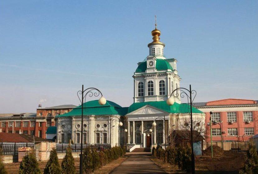 Церковь св. Флора и Лавра