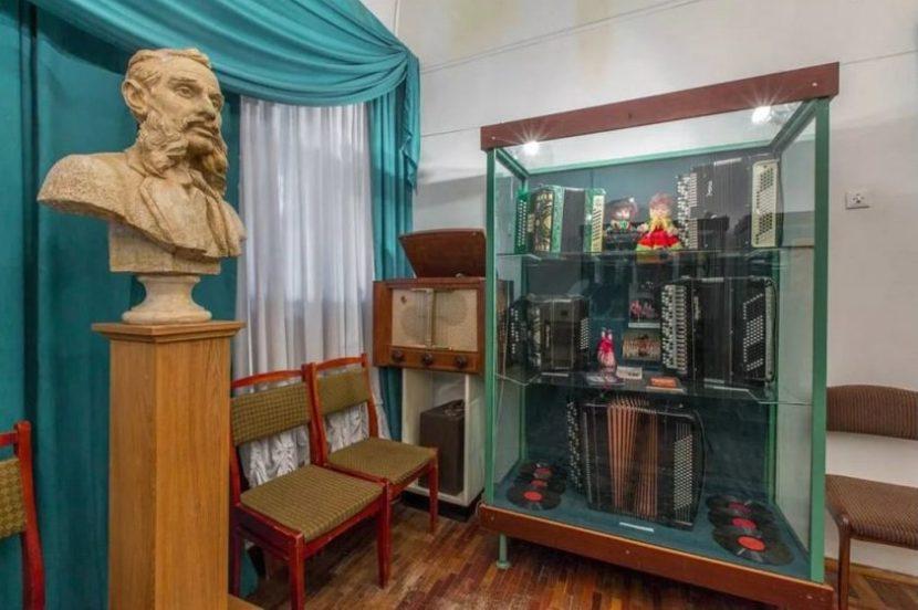 Мемориальный музей Николая Белобородова