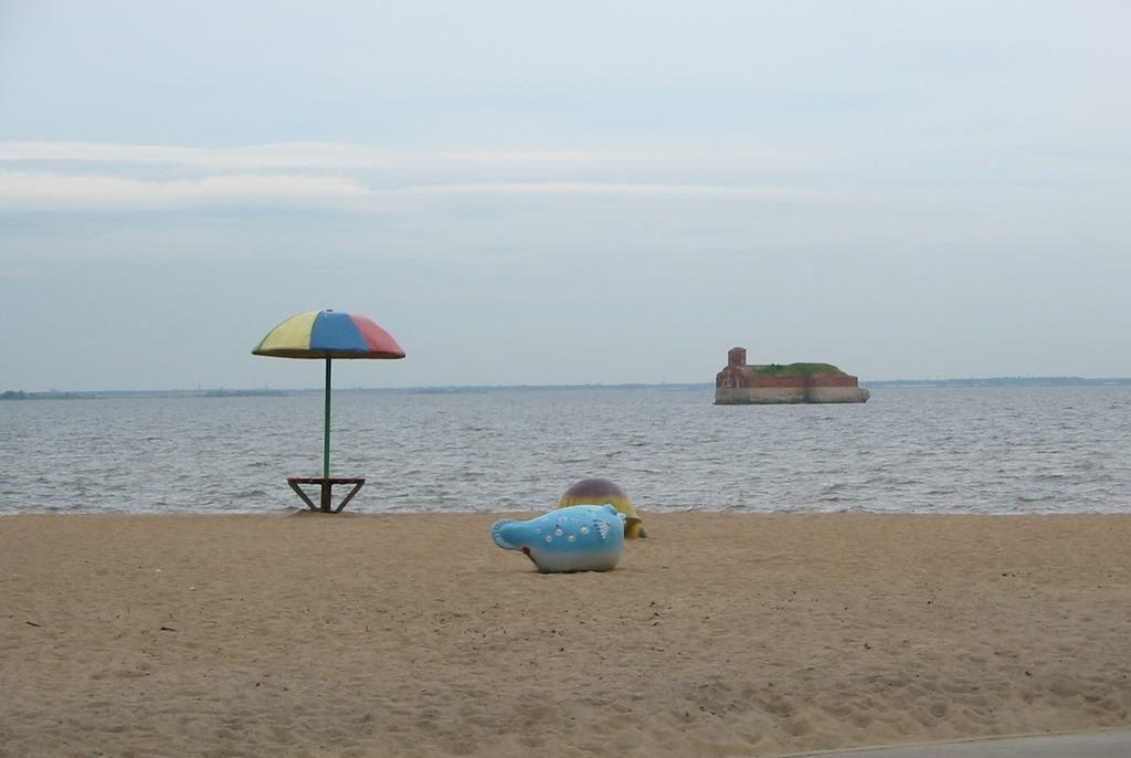 Кронштадтский пляж