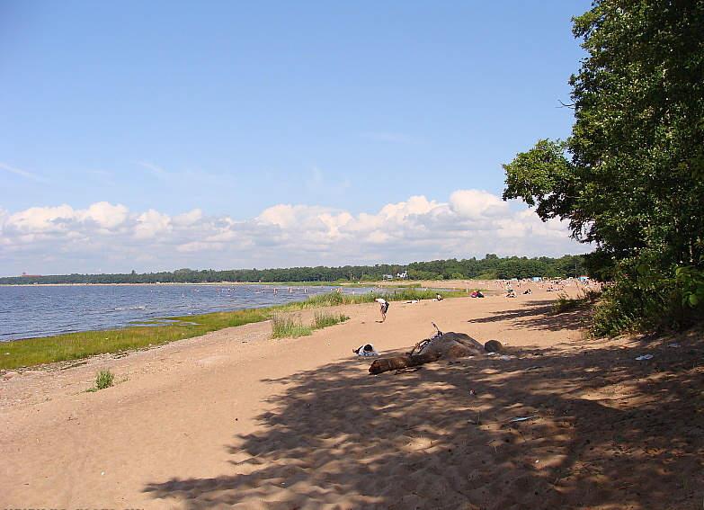 Озеро Разлив