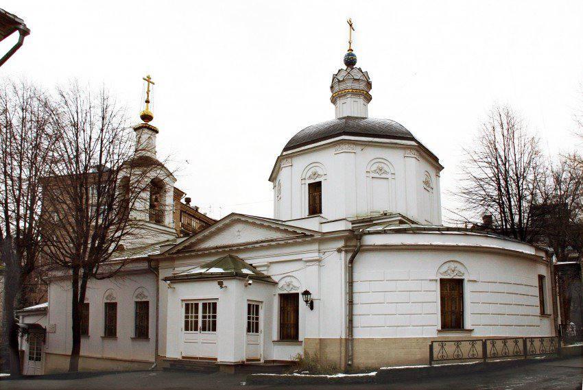Покровская церковь на Лещиковской горе