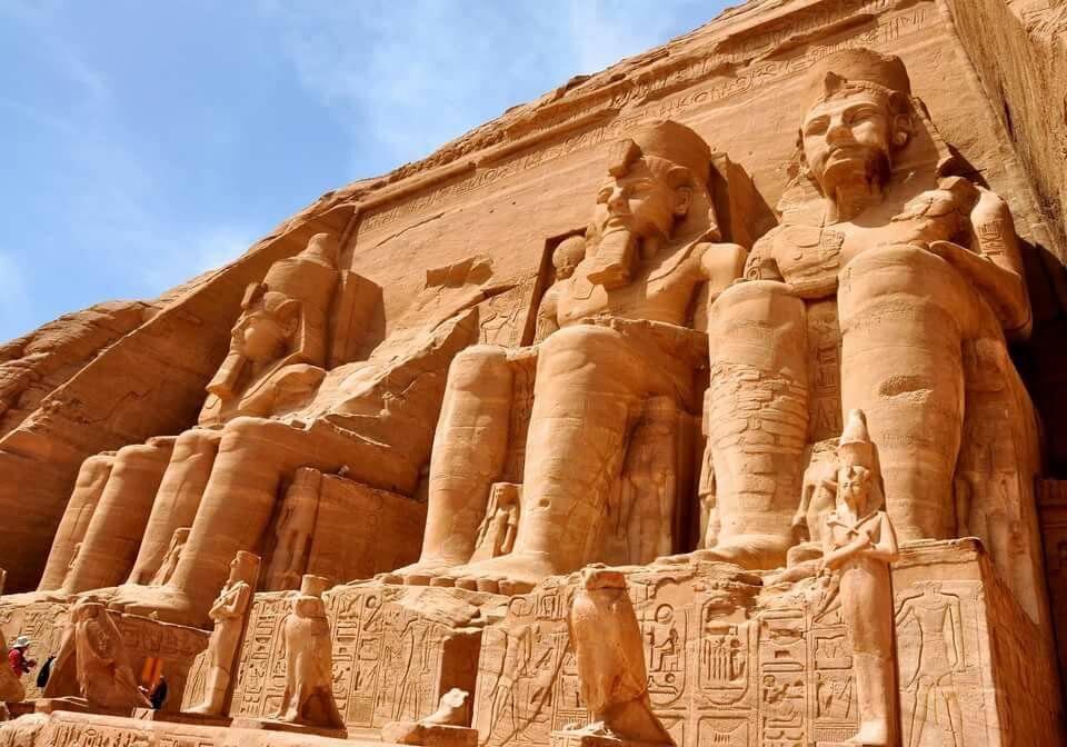 Абу-Симбел храм