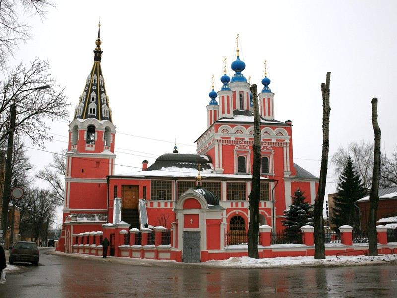 Собор Святого Георгия Победоносца