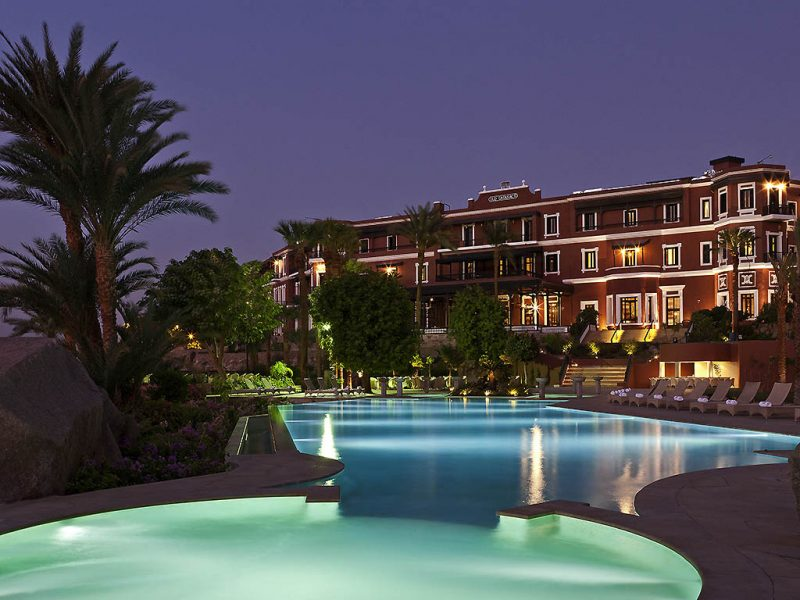 Отель Sofitel Old Cataract