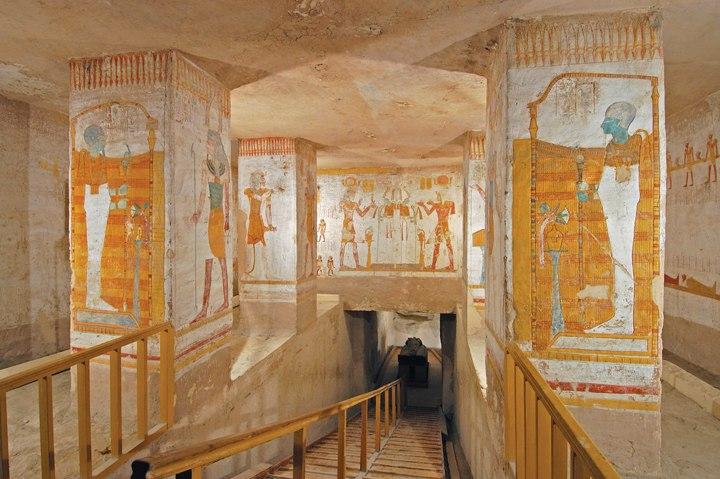 Гробница Сети II