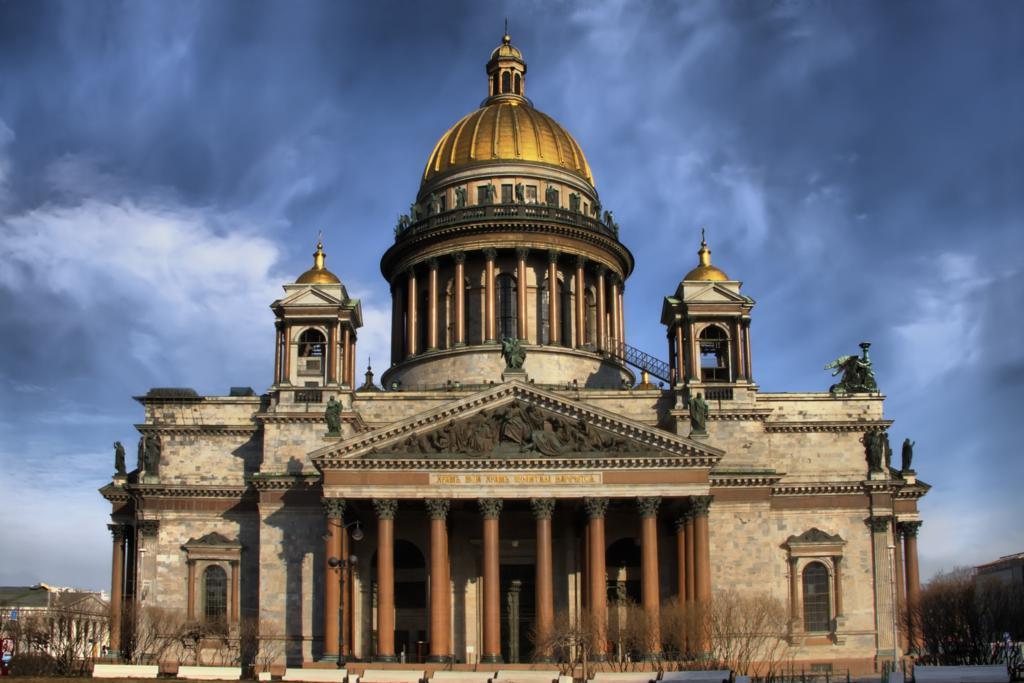Собор в Санкт-Петербурге
