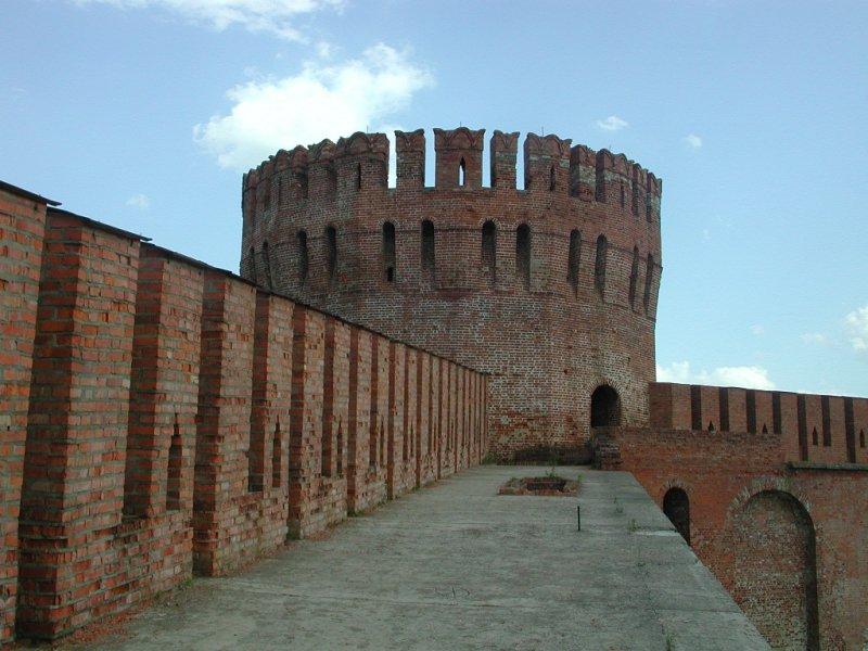 Восточный участок стены
