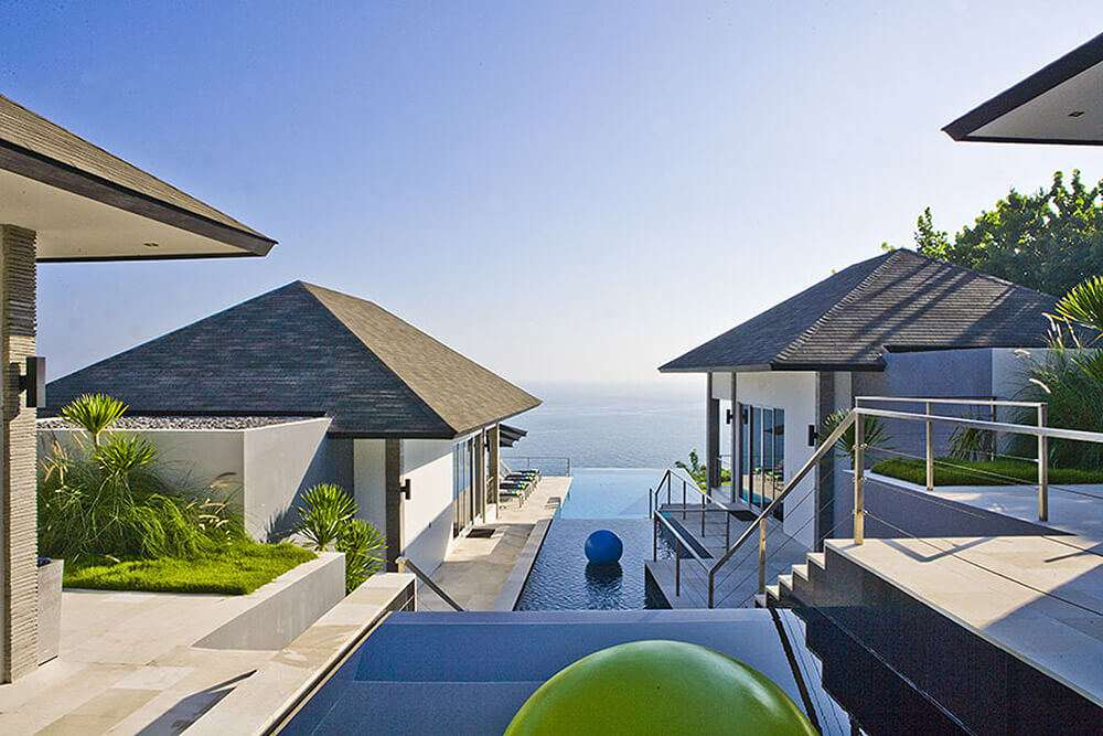 Suluban Cliff Villa