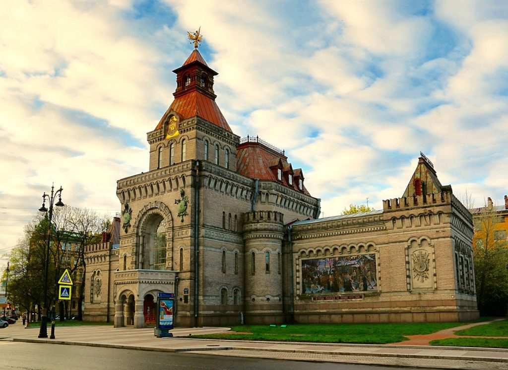 Государственный Мемориальный Музей Александра Суворова