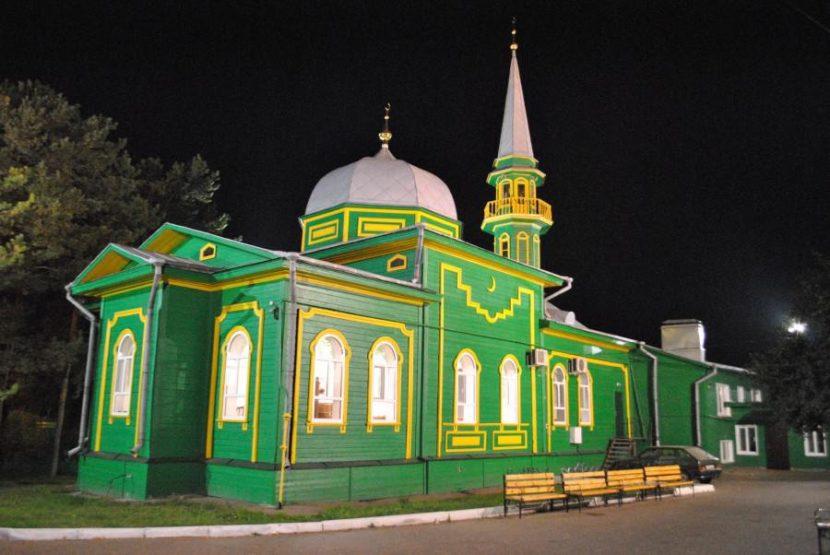 Мечеть Нур