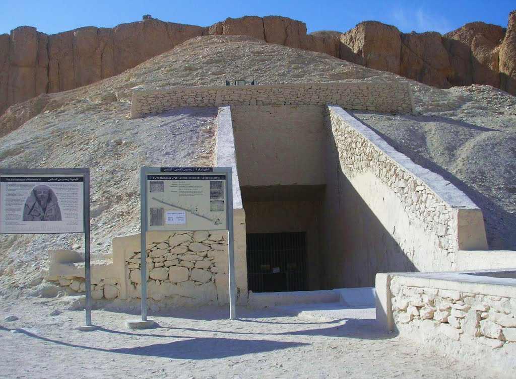Гробница Рамсеса 7