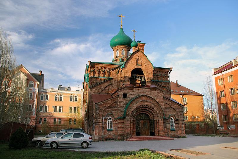 Казанская Старообрядческая церковь Пресвятой Богородицы