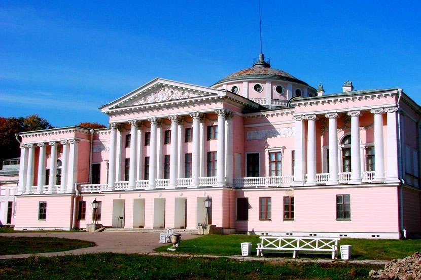 Останкинский музей-усадьба