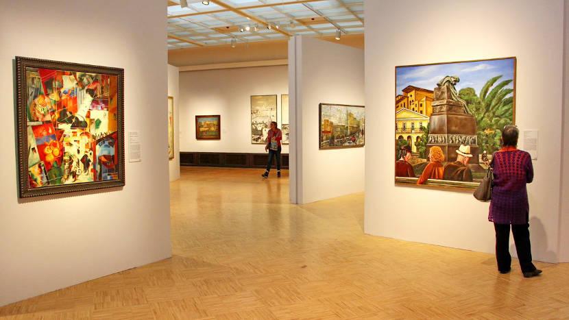 Выставка в СПб