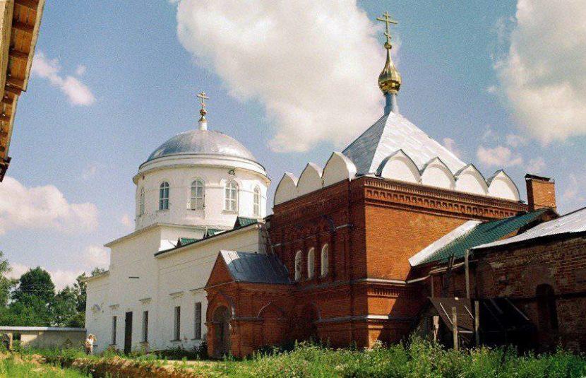 Церковный ансамбль в Кашине