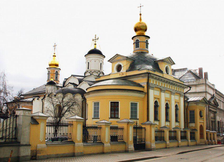Церковь святого Антипы в Колымажном дворе