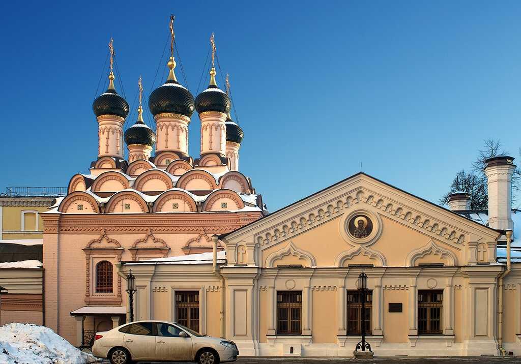 Церковь Святой Софии в Средних Садовниках