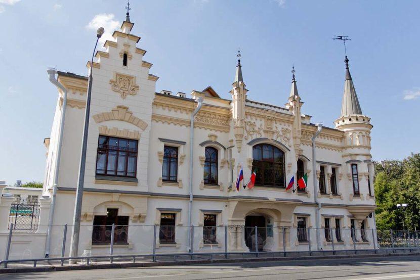 Литературный музей имени Габдуллы Тукая