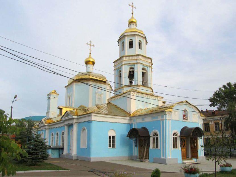 Тихвинская церковь Пресвятой Богородицы
