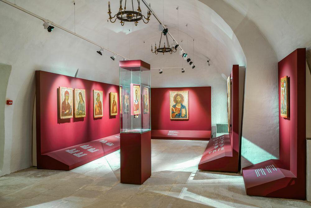 Центральный музей древней культуры и искусства имени Андрея Рублева