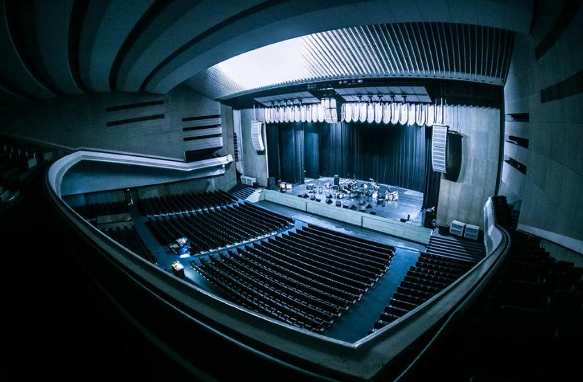 Октябрьский большой концертный зал