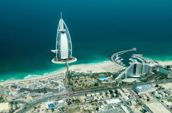 Вид Дубая