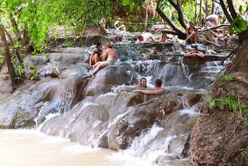 Klong Tom Hot Springs