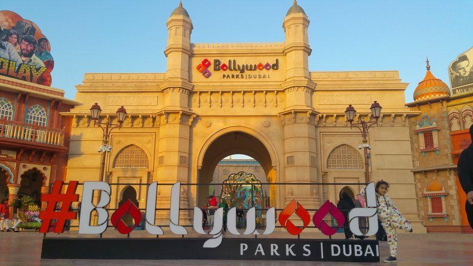 Bollywood Parks Dubai-