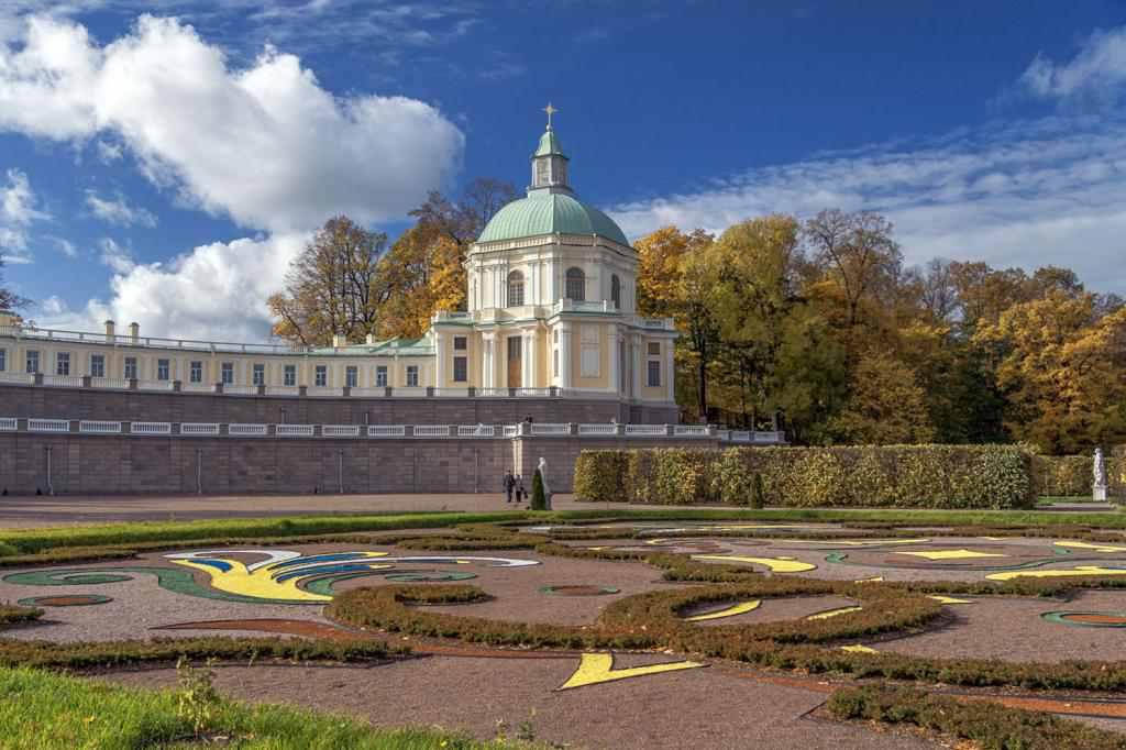 Пригород Санкт-Петербурга