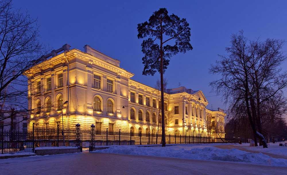 Северный Санкт-Петербург