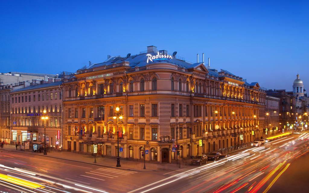 Цены на гостиницы в Санкт-Петербурге летом 2020