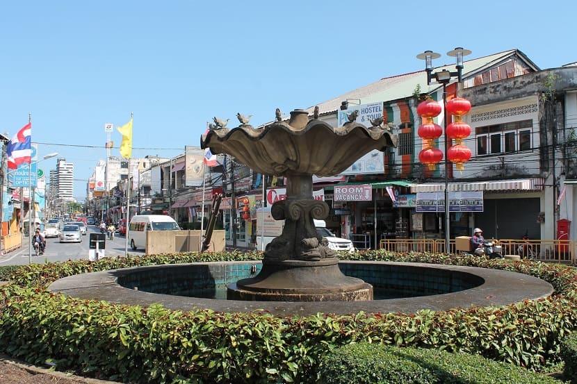 Суриядатский фонтан