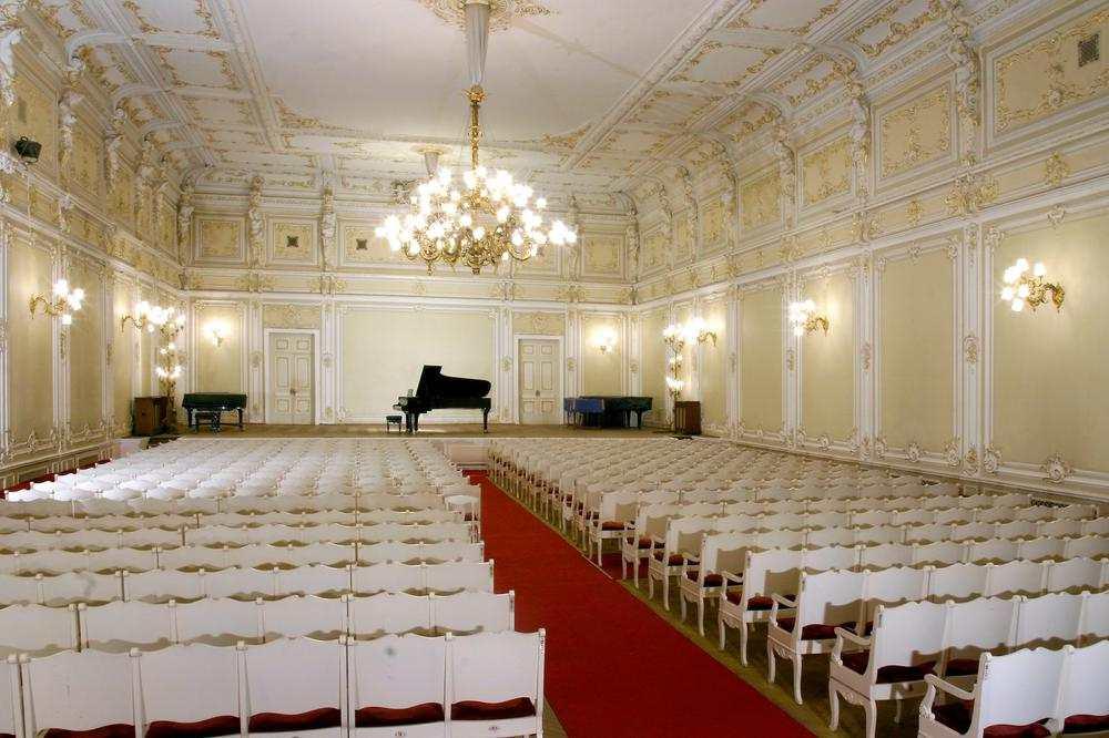 Малый зал Санкт-Петербургской филармонии
