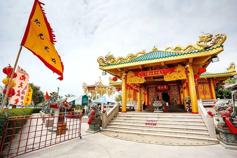 Chinese Shrines in Phuket