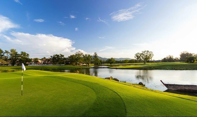 Пхукетские поля для гольфа