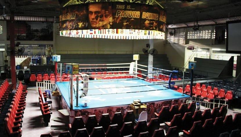 Boxing Stadium Patong