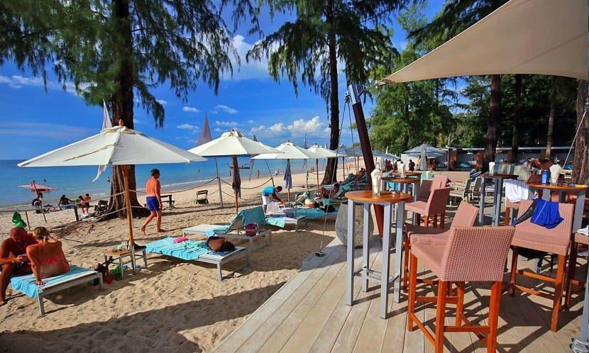 Пляжные клубы Пхукета